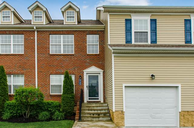 5732 Winding Rock Drive, Westerville, OH 43081 (MLS #221018118) :: The Tobias Real Estate Group