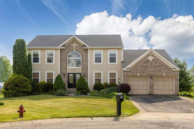 64 S Bend Court, Pataskala, OH 43062 (MLS #221018135) :: Jamie Maze Real Estate Group