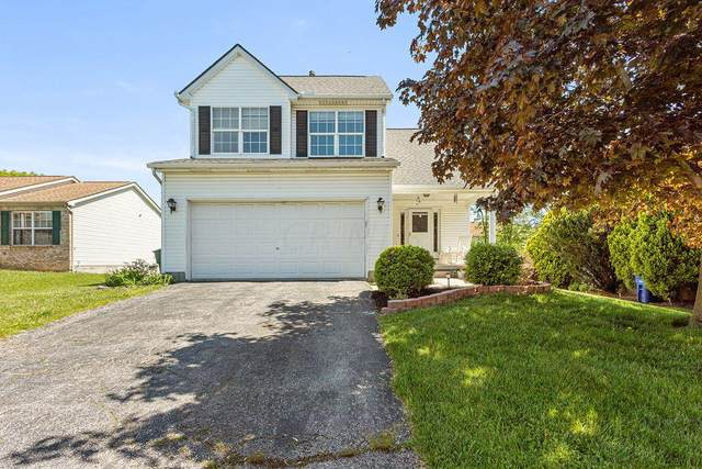 2608 Imperial Way Drive, Grove City, OH 43123 (MLS #221018144) :: 3 Degrees Realty