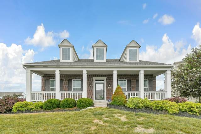 1366 Scotsman Drive, Grove City, OH 43123 (MLS #221018212) :: The Tobias Real Estate Group