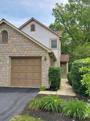 1246 Spring Brook Court 19-124, Westerville, OH 43081 (MLS #221018240) :: MORE Ohio