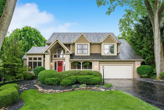 4466 Dunleary Drive, Dublin, OH 43017 (MLS #221018252) :: The Tobias Real Estate Group