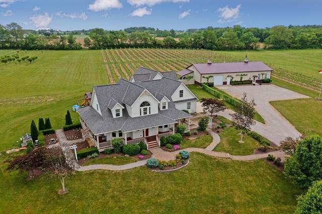 800 Winchester Southern Road NW, Ashville, OH 43103 (MLS #221018276) :: Exp Realty