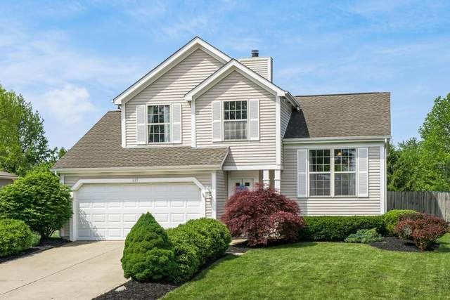 685 Academy Drive, Galloway, OH 43119 (MLS #221018298) :: The Tobias Real Estate Group
