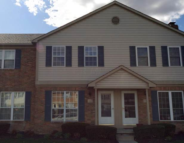 7761 Deercrest Court, Dublin, OH 43016 (MLS #221018329) :: The Tobias Real Estate Group
