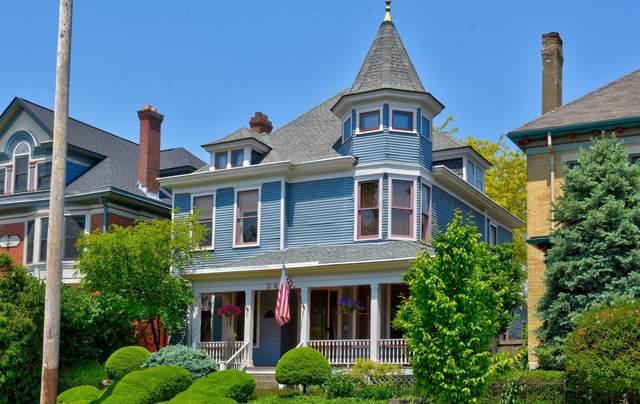 342 King Avenue, Columbus, OH 43201 (MLS #221018339) :: Jamie Maze Real Estate Group