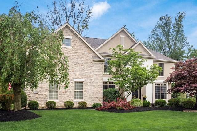 5082 Augusta Drive, Westerville, OH 43082 (MLS #221018351) :: 3 Degrees Realty