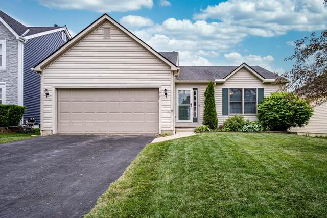 7761 Worley Drive, Blacklick, OH 43004 (MLS #221018401) :: Jamie Maze Real Estate Group