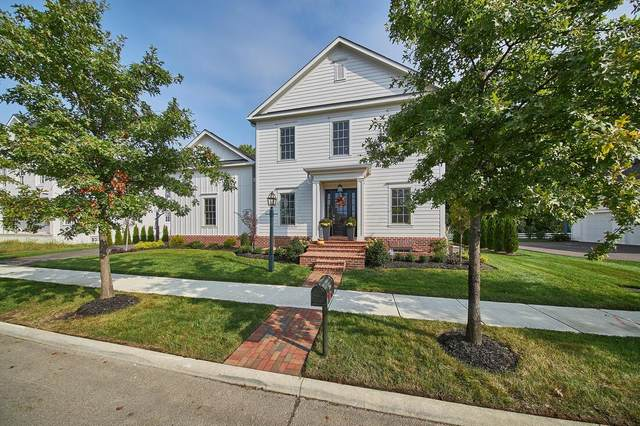 7040 Oxford Loop N, New Albany, OH 43054 (MLS #221018409) :: The Tobias Real Estate Group