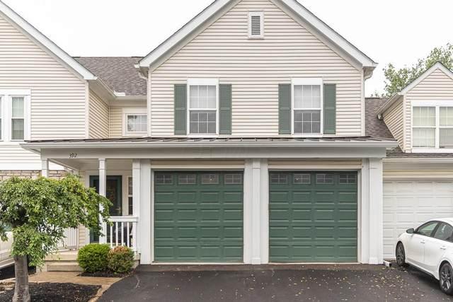392 Sycamore Ridge Way, Gahanna, OH 43230 (MLS #221018416) :: RE/MAX Metro Plus