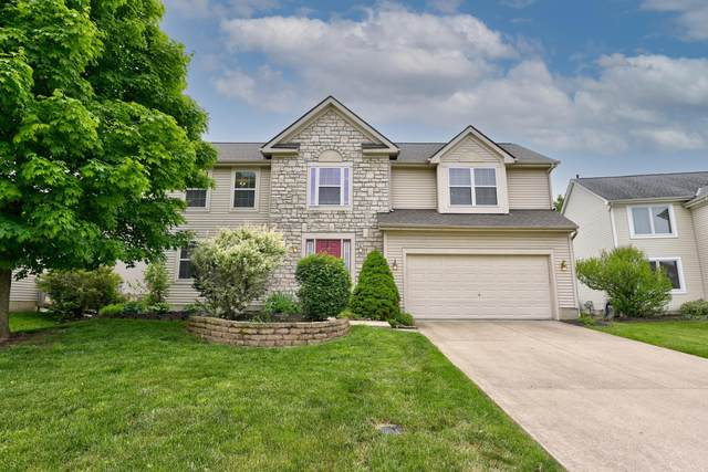 2999 Jamestown Drive, Powell, OH 43065 (MLS #221018418) :: Jamie Maze Real Estate Group