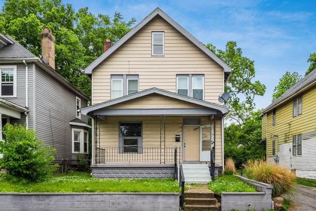 1338 Cole Street, Columbus, OH 43205 (MLS #221018440) :: RE/MAX Metro Plus