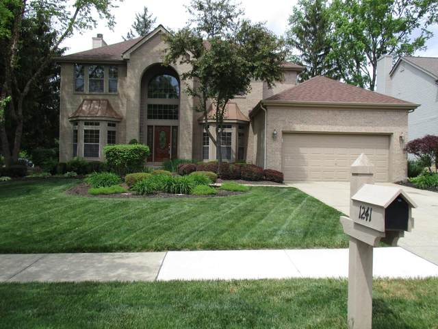 1241 Norway Lane, Westerville, OH 43081 (MLS #221018471) :: The Tobias Real Estate Group