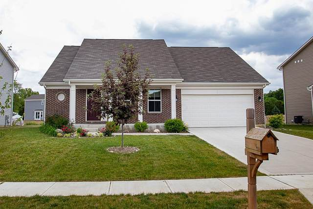 7316 Connor Avenue, Canal Winchester, OH 43110 (MLS #221018476) :: Sam Miller Team