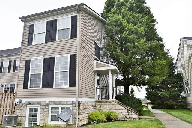 6395 Nottinghill Trail Drive #6395, Canal Winchester, OH 43110 (MLS #221018577) :: Bella Realty Group