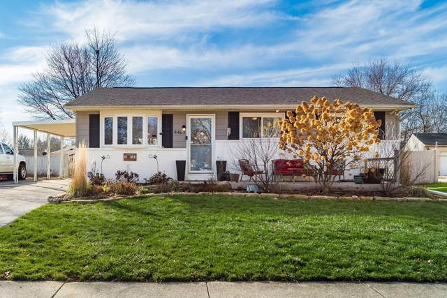 4463 Valleydale Way, Columbus, OH 43231 (MLS #221018603) :: The Tobias Real Estate Group