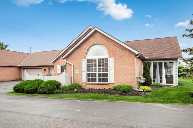 4973 Meadow Run Drive, Hilliard, OH 43026 (MLS #221018619) :: Jamie Maze Real Estate Group