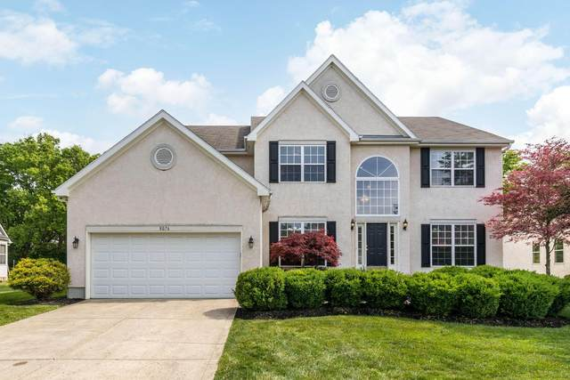 8076 Lombard Way, Dublin, OH 43016 (MLS #221018702) :: The Tobias Real Estate Group