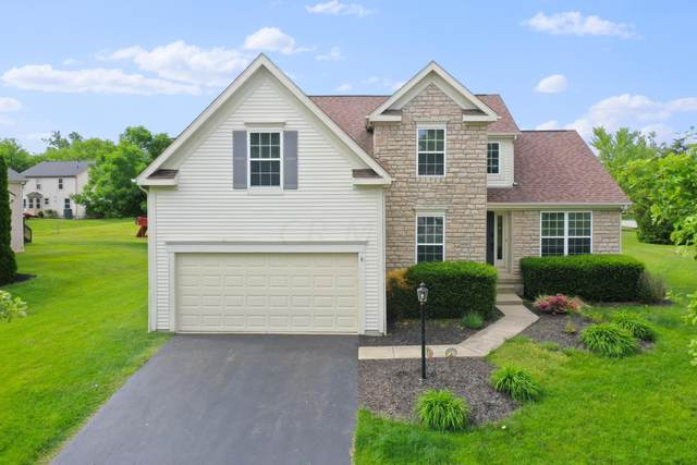 6683 Wisteria Circle, Dublin, OH 43016 (MLS #221018738) :: The Tobias Real Estate Group