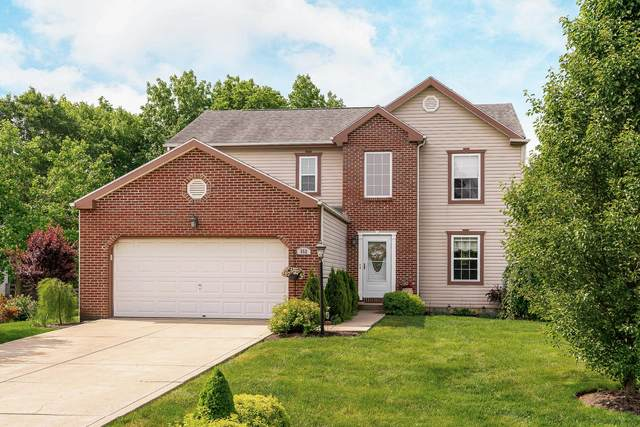 552 Adrian Drive, Delaware, OH 43015 (MLS #221018741) :: The Tobias Real Estate Group