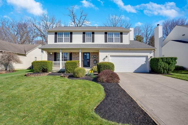 7814 Astra Circle, Reynoldsburg, OH 43068 (MLS #221018752) :: Jamie Maze Real Estate Group