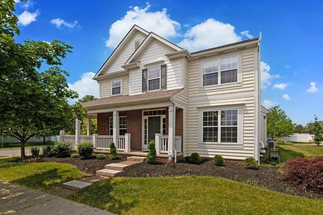 727 Olde Mill Drive, Westerville, OH 43082 (MLS #221018753) :: RE/MAX Metro Plus