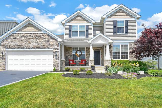 455 Red Stag Road, Delaware, OH 43015 (MLS #221018777) :: The Tobias Real Estate Group
