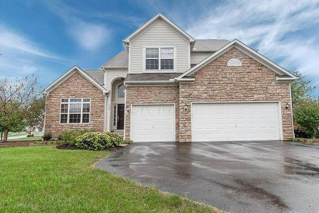 2549 Abbey Knoll Drive, Lewis Center, OH 43035 (MLS #221018820) :: MORE Ohio