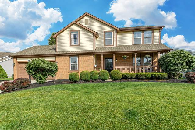 6725 Windstar Drive, Westerville, OH 43082 (MLS #221018855) :: Exp Realty