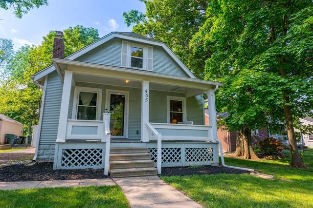 435 E Beaumont Road, Columbus, OH 43214 (MLS #221018859) :: Exp Realty