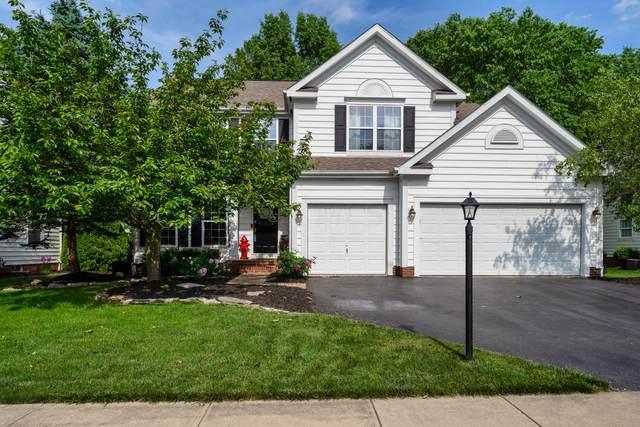 520 Stream Isle Drive, Powell, OH 43065 (MLS #221018867) :: Jamie Maze Real Estate Group