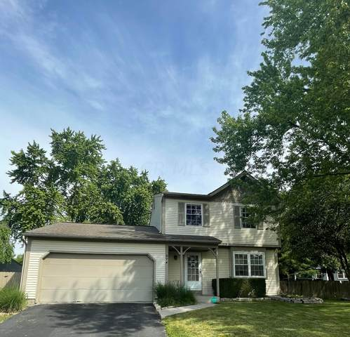 974 Timberbank Drive, Westerville, OH 43081 (MLS #221018875) :: Jamie Maze Real Estate Group