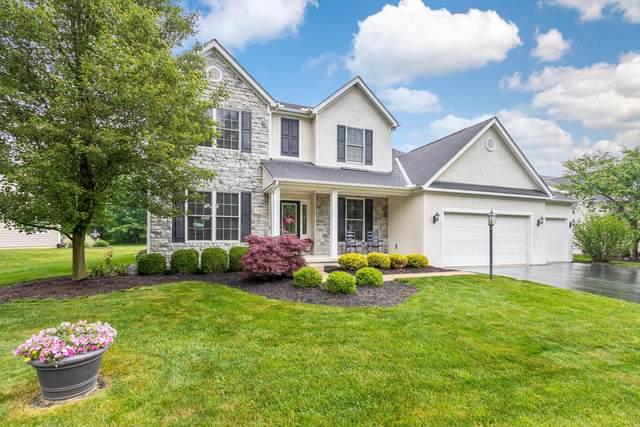 778 Heartland Meadows Drive, Sunbury, OH 43074 (MLS #221018889) :: The Tobias Real Estate Group