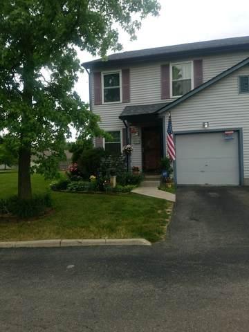8051 Lakeloop Drive #8051, Westerville, OH 43081 (MLS #221018890) :: Bella Realty Group