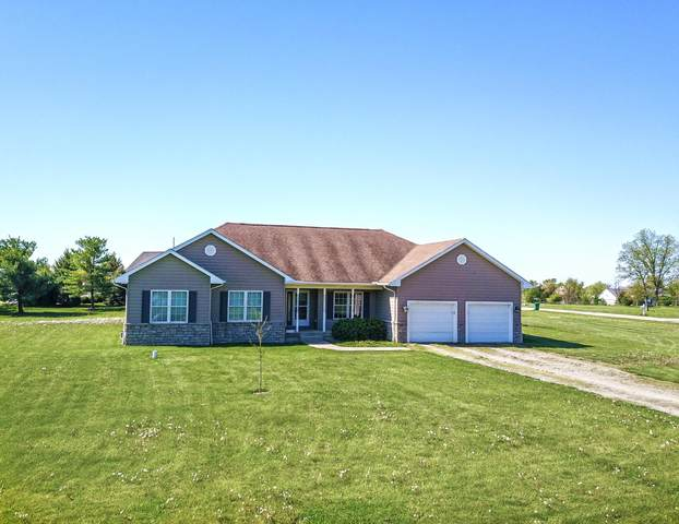 1388 Traci Lynn Court, Canal Winchester, OH 43110 (MLS #221018907) :: The Tobias Real Estate Group