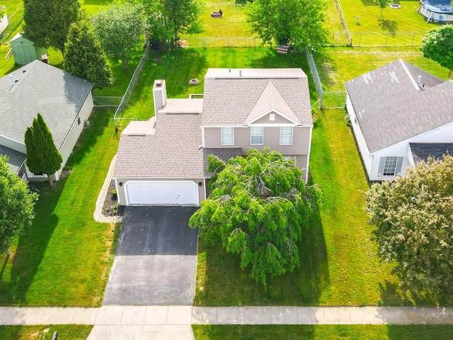 1381 Aronia Court, Galloway, OH 43119 (MLS #221018908) :: Sam Miller Team