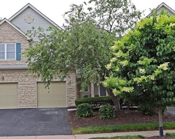 2577 Rustling Oak Boulevard, Hilliard, OH 43026 (MLS #221018938) :: The Tobias Real Estate Group
