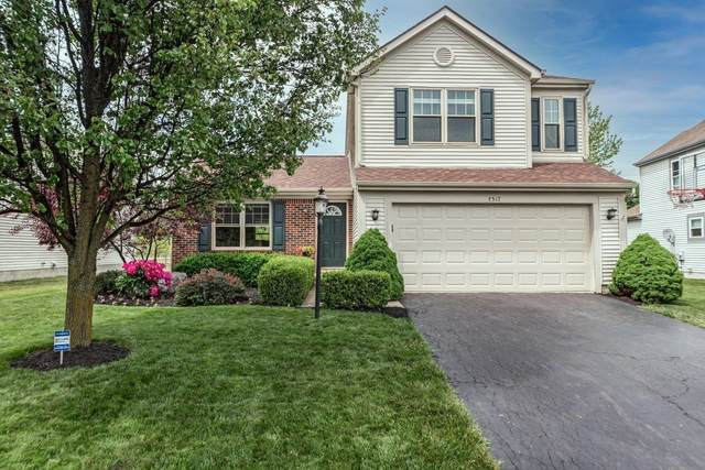 7517 Totten Springs Drive, Westerville, OH 43082 (MLS #221018939) :: The Tobias Real Estate Group