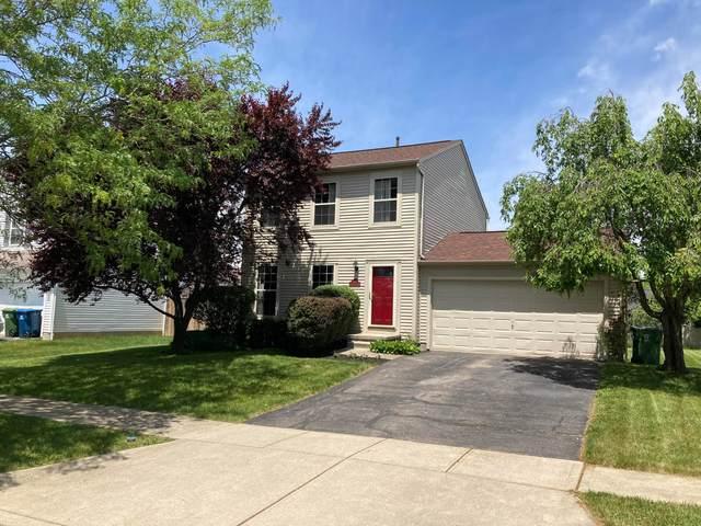 1550 Sassafras Lane, Marysville, OH 43040 (MLS #221018941) :: The Tobias Real Estate Group