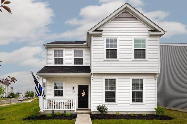 5475 Tygart Valley Drive, Dublin, OH 43016 (MLS #221018945) :: Exp Realty
