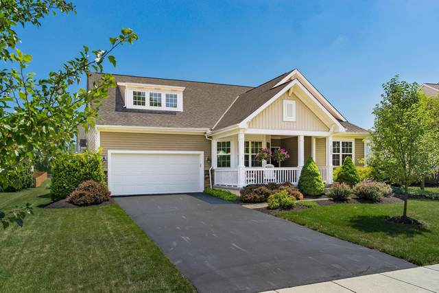 7292 Bromfield Drive, Canal Winchester, OH 43110 (MLS #221018957) :: Jamie Maze Real Estate Group