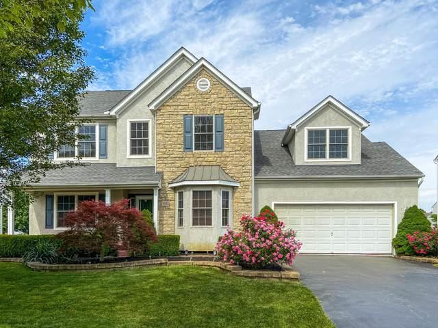 4501 Hoffman Farms Drive, Hilliard, OH 43026 (MLS #221018970) :: MORE Ohio