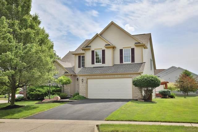 198 Fox Glen Drive W, Pickerington, OH 43147 (MLS #221019002) :: Ackermann Team