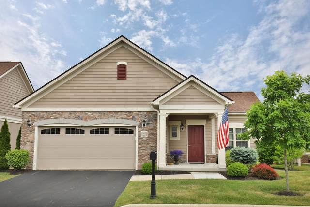 103 Park Knoll Place, Powell, OH 43065 (MLS #221019027) :: 3 Degrees Realty