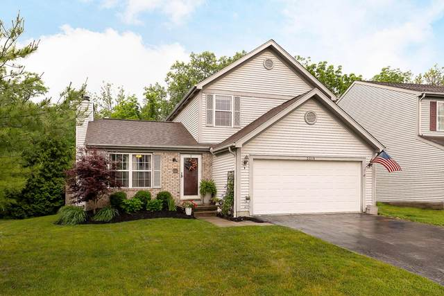 2019 Queens Meadow Lane, Grove City, OH 43123 (MLS #221019039) :: The Tobias Real Estate Group