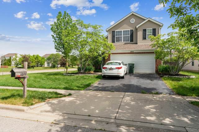 6844 Tumbleweed Lane, Canal Winchester, OH 43110 (MLS #221019042) :: 3 Degrees Realty