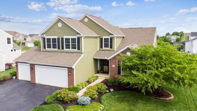 1019 Balmoral Drive, Delaware, OH 43015 (MLS #221019054) :: The Tobias Real Estate Group