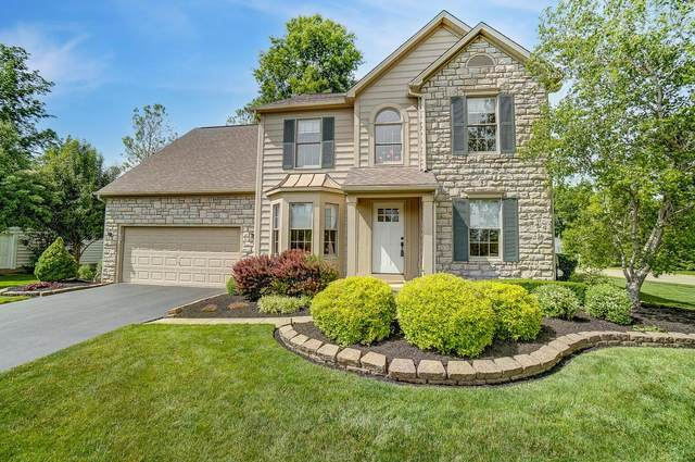 6327 Legends Court, Westerville, OH 43082 (MLS #221019057) :: 3 Degrees Realty