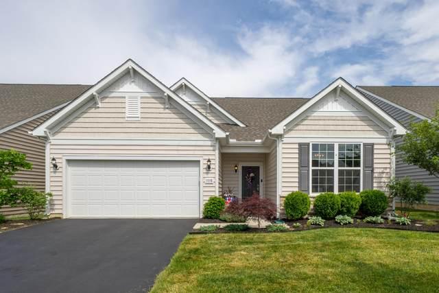 5358 Noahs Mill Drive #33, Westerville, OH 43081 (MLS #221019063) :: Ackermann Team