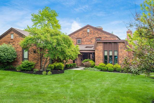 4250 Chaucer Lane, Upper Arlington, OH 43220 (MLS #221019065) :: Exp Realty